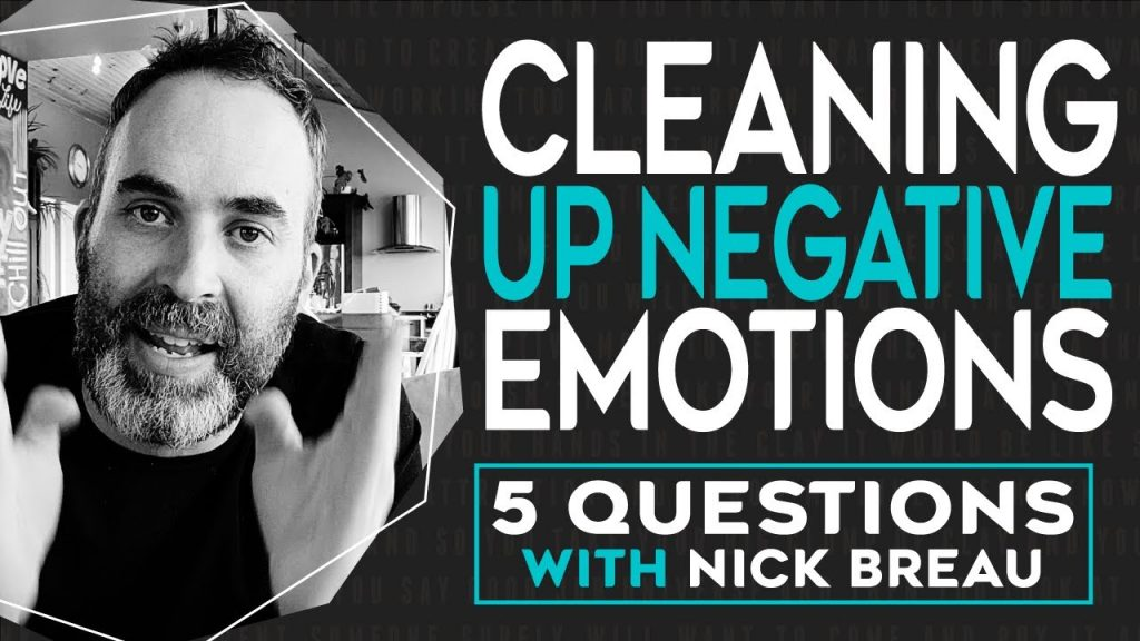 Clearing Up A Dominant Negative Emotions