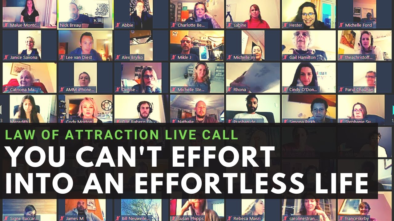 What is Effort & Why it can't lead to ease